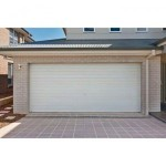 Automatic Garage Door Sectional Door