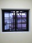 Membuat Dan Mengerjakan Kusen Jendela Alumunium