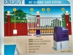 mesin pintu gerbang merek energy