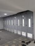 Pintu garasi UPVC