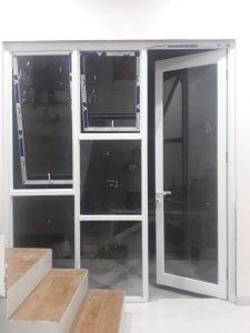 Pintu dan jendela Alumunium