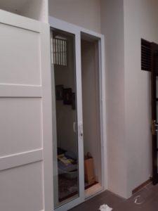 pintu sliding 1 daun