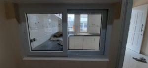 jendela sliding 2 daun