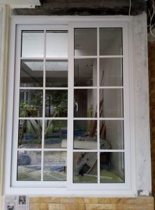 jendela sliding upvc lis regal