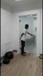 Pintu Kaca shower Screen